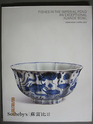 Sotheby 4/5/17 Exceptional Chinese Yuande Bowl