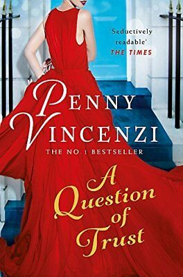 A Question of Trust by Penny Vincenzi New Hardcover Book