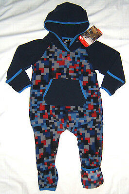 The North Face Infant Glacr One Piece Bunting BOY 24M 24 Month (18-24 Mo) Blue