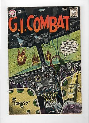 G.I. Combat #86 (Feb-Mar 1961, DC) - Good/Very Good