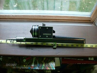 Vintage St. Croix 1970's Telescoping Rod And Reel Combo Fishing Machine