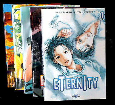 Eternity T1 a T5 (Complet)