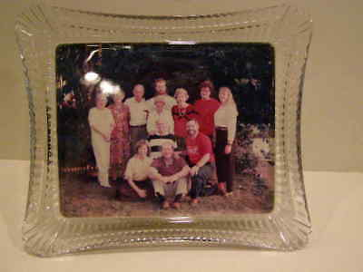 Waterford Crystal Large Picture Frame