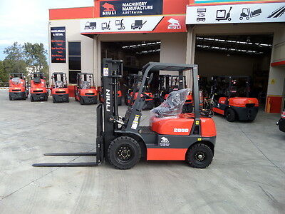 NIULI - ND35X Brand new forklift, 12 months warranty, Great value, Our Factory !
