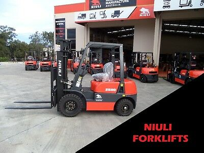 NIULI - ND20X Brand new forklift, 12 months warranty, Great value, Our Factory !