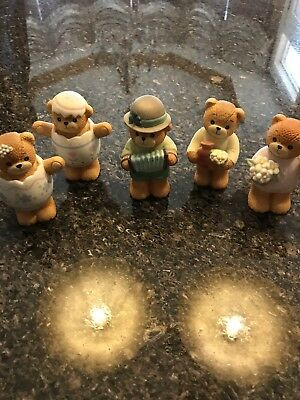 ENESCO Lucy and Me Figurines Lot of 5 Vintage