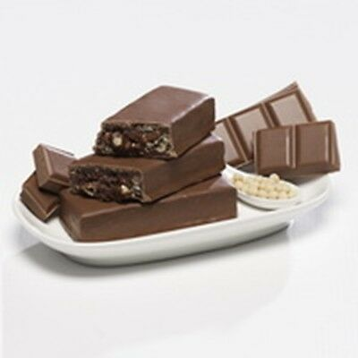 IDEAL PROTEIN COMPATIBLE ( 1 Box OF 7 CHOCOLATE CRISP BARS)