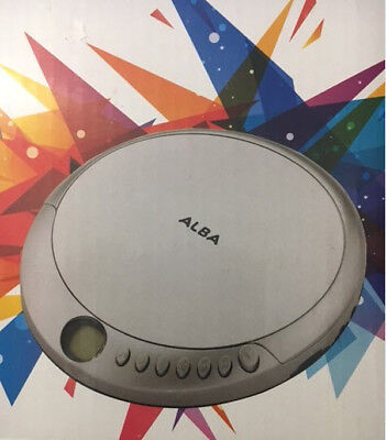 Alba Personal CD Player