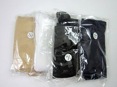 New Anti Fatigue Unisex Graduated Compression Support Socks 4 Pack Size L/xl