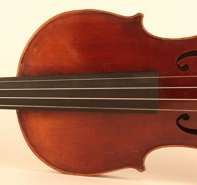 alte feine geige labeled Pacherel 1847 violon old violin cello viola 小提琴 ヴァイオリン