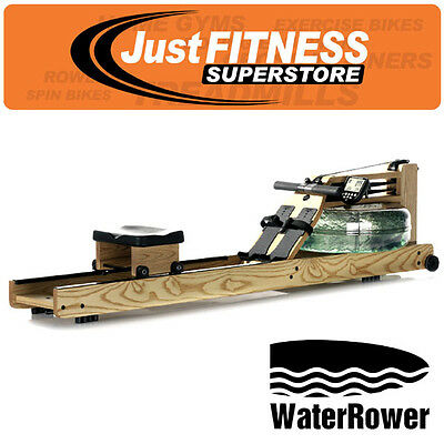 WaterRower Natural Water Rower Made In USA Rowing Workout Machine (AU SELLER)