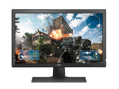 """Manufacturer Refurbished BenQ ZOWIE RL2455 24"""" FHD LED LCD Console e-Sports Gami"""
