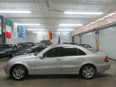 2003 Mercedes-Benz E-Class E500 4dr Sedan 5.0L 55000 ORIGINAL MILES IMMACULTE NONSMOKER GARAGE KEPT AND STUNNING! MUST SEE!