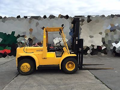 Hyster H130F - 6t Forklift