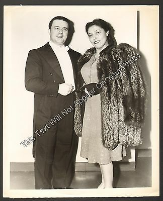 "1947 Ferruccio Tagliavini Tassinari ""Telephone Hour"" Vintage NBC Radio Photo"