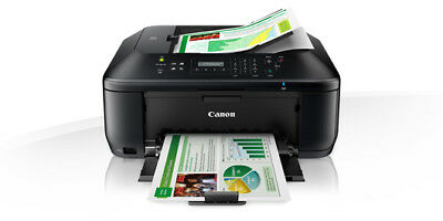 NEW CANON PIXMA MX535 All-in-One Wireless Inkjet Printer With Fax Cloud Print