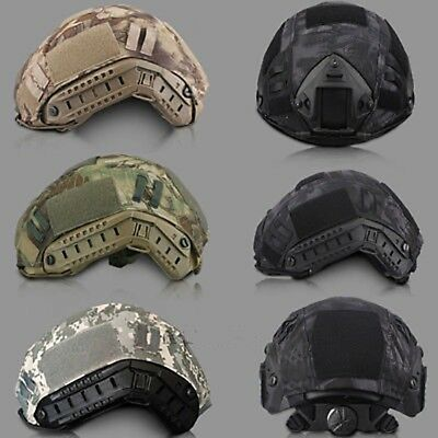 Outdoor Tactical Combat Fast Helmet Cover Airsoft Paintball Helmet Accessories