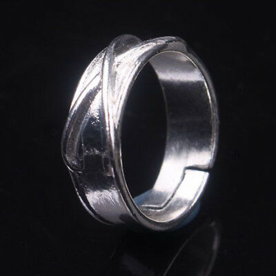 Super Dragon Ball Z DBZ Black Son Goku Gokou Time Finger Ring Silver Plated