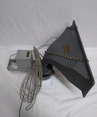 Western Electric KS-14704 Driver KS-14706 Horn And Output Transformer 171C