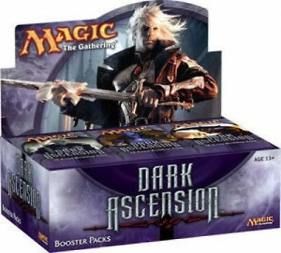 MTG   DARK ASCENSION  BOOSTER BOX Factory Sealed  Box  FASTEST SHIPPING