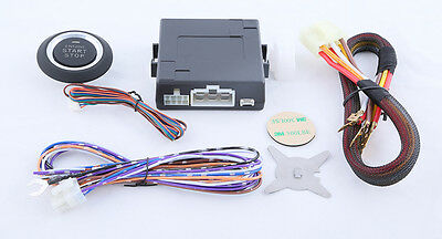Smart push button start stop with remote engine starter function(optional) DC12V