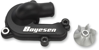 Boyesen Supercooler Kit Black WPK-44AB
