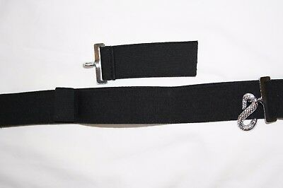 Replacement Black Apron Belts (Free Delivery)