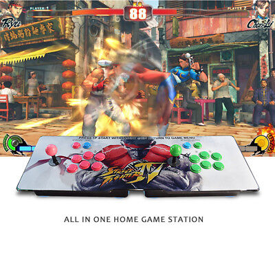 New 986 Classic Game In 1 Home Arcade Game Console  2 Players Pandora's Box 4S