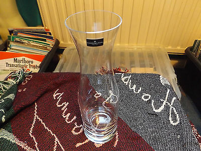 DARTINGTON CRYSTAL DECANTER - 1 LITRE 1000ml - NEW UNBOXED