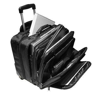 Dermata Notebooktrolley bis 17 Zoll - Modell: 3484NY