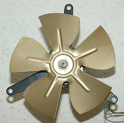 Lüfter Fan 115V Vintage Axial Blower Propeller ASHLAND 591D72-2