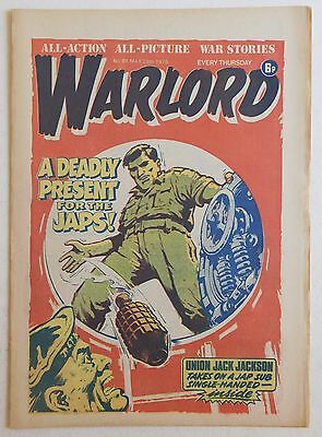 WARLORD Comic #88 - 29th May 1976