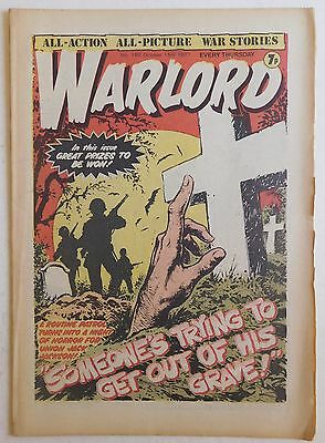 WARLORD Comic #160 - 15th October 1977