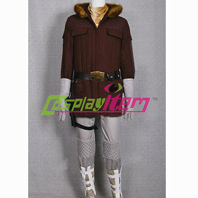 Star Wars Cosplay Star Wars Han Solo In Hoth Gear Costume Cosplay Outfit Adult