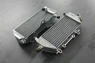 RADIATEURS YAMAHA YZ 125 05 06 07 08 09 10 11 12 13 14 15 16 RADIATORS Radiator