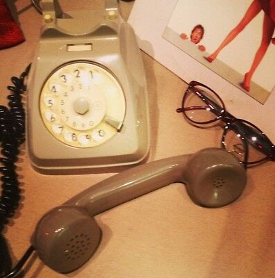 Telefono vintage SIP modernariato Telephone Old Style Anni 70 !