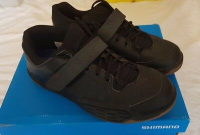 Shimano AM5 SPD MTB clipless shoes