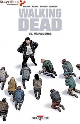 New 4 octobre 2017 - Walking Dead tome 28 - Neuf