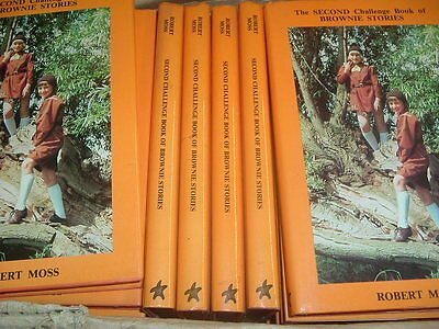 The Second Challenge Book Of Brownie Stories     Job Lot 20 Copies New Hard Back