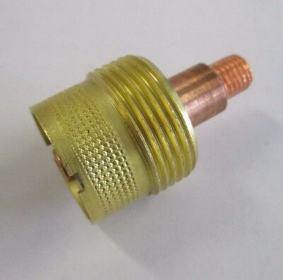 1 x Stubby Large Gas Lens Collet Body 1.16'' ~ 1.6mm  - WP9 Torch ~  Tig Welding