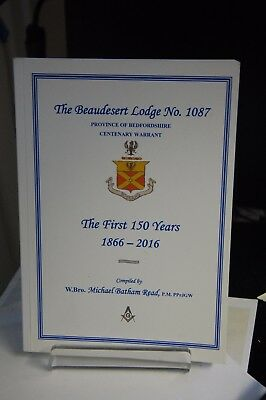 The Beaudesert Lodge, The first 150 years - with various signatures