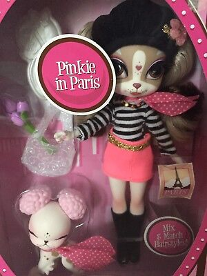 Pinky Cooper Fashion Doll