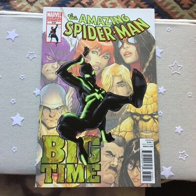 Amazing Spider-Man 648 Stefano Caselli Variant NM Big Time