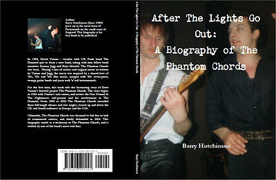 Dave Vanian & Phantom Chords: Biography **Signed by author Barry Hutchinson!!**