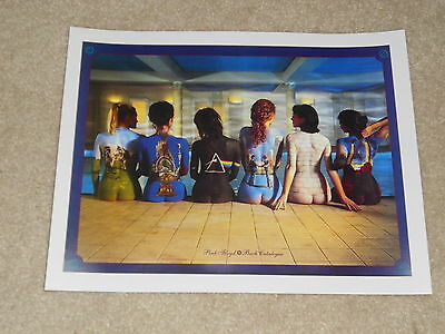 Pink Floyd Back Catalogue Mini-Poster,The Wall, Animals, Wish, Ready to Frame!
