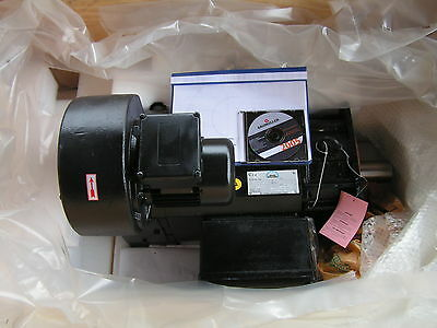 Baumuller Man Roland DSF 133M-255, 39 KW (52 HP) DC Motor With Blower  NEW!!!