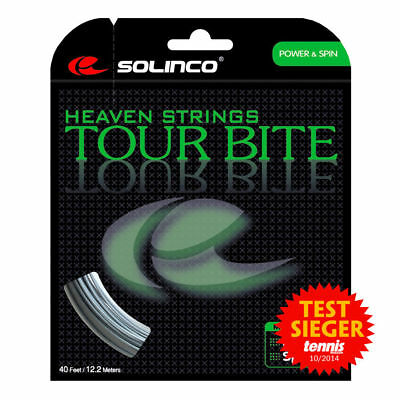 Solinco Tour Bite Tennissaite - 2 Sets - gratis Versand