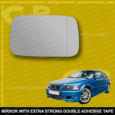 Right hand Driver side for Honda Accord 98-03 wing mirror glass