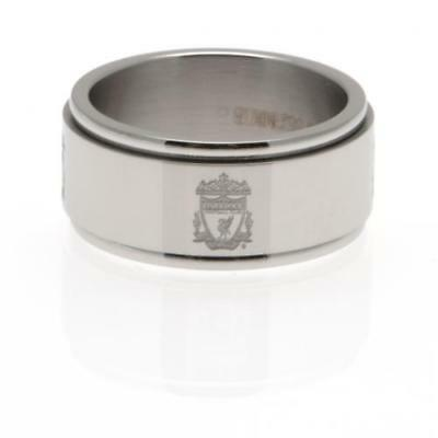 Official Football Liverpool F.C. Spinner Ring Small Xmas Gift