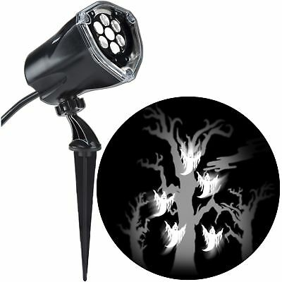Gemmy Industry Lightshow Projection Plus Whirl-A-Motion Decorative Haunted Tree